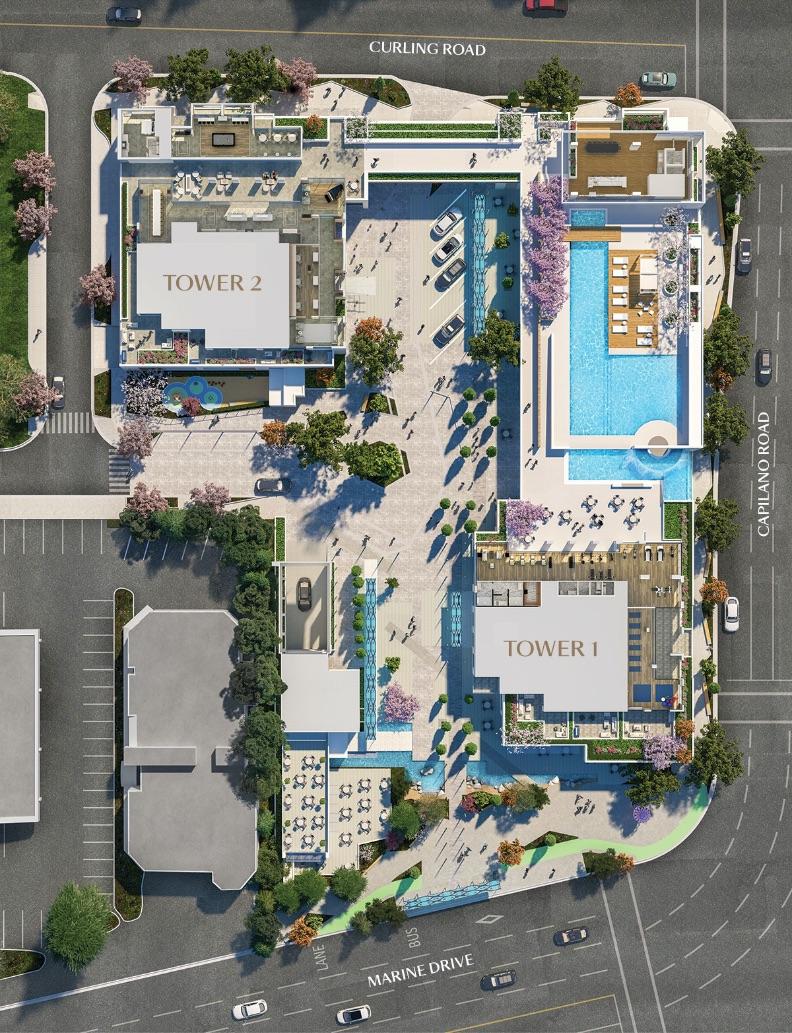 Park West Site Plan