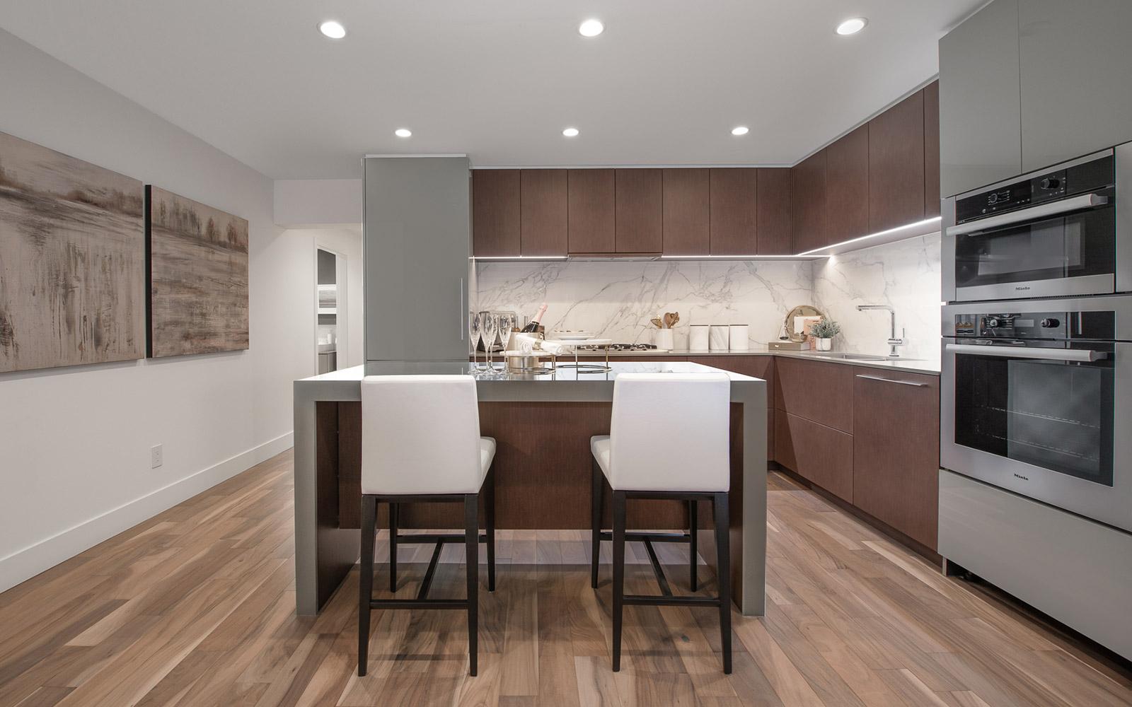 Park West Homes Kitchen