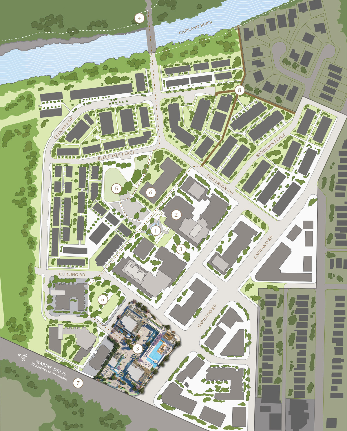 ParkWest Village Plan