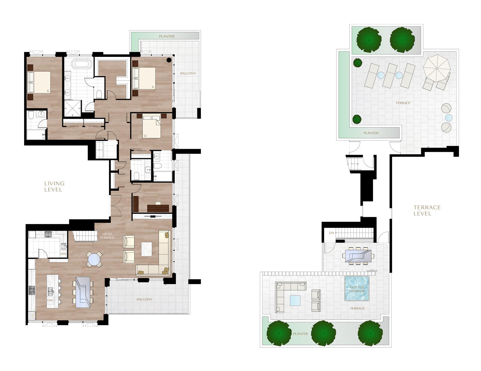 Park West Penthouse 1