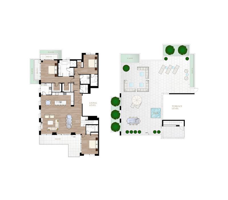 Park West Penthouse 2